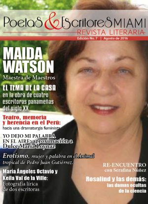 PORTADA 7 AGOSTO 2016 Maida Watson