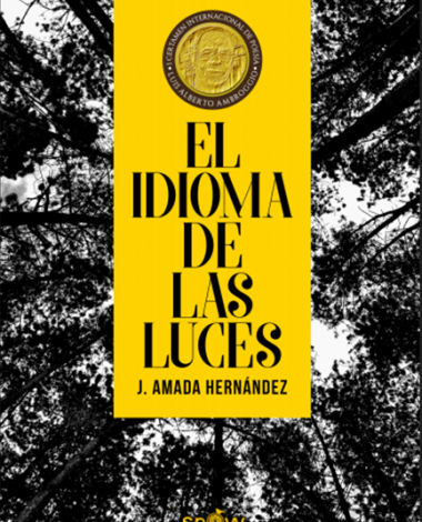 PORTADA EL IDIOMA DE LAS LUCES