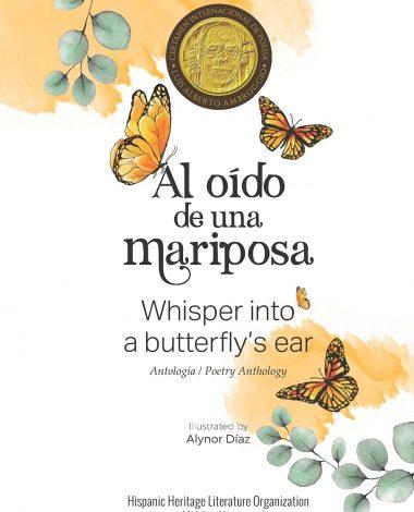 Al oido de una mariposa