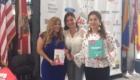 Alexia Ramírez, Rosana Cantillo y Pilar Vélez