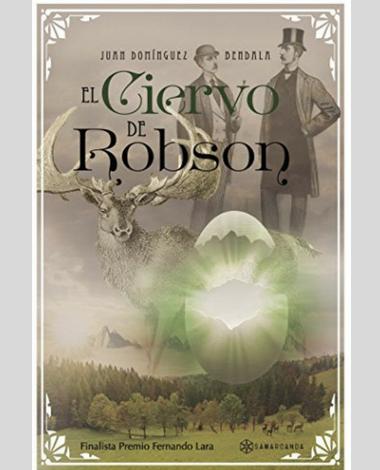 Portada El Ciervo de Robson Revista PoetasyEscritoresMiami